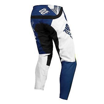 2020 Shot Contact MX Pants Adult - Trust Blue White