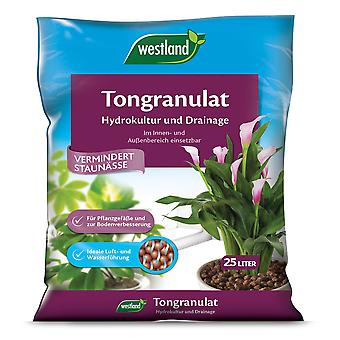 WESTLAND® granules, 25 litres