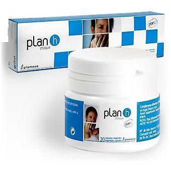 Plameca Plan 21 Plan H Choke 20 Capsules + 10 Vials