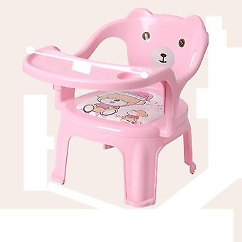 Children's Dining Chair With Plate Baby Eating Table Baby Chair Dining Table