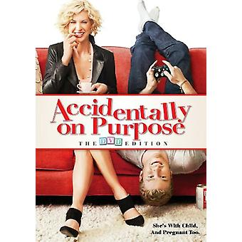 Accidentally on Purpose [DVD] USA import