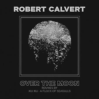 Calvert,Robert - Över månen [Vinyl] USA import