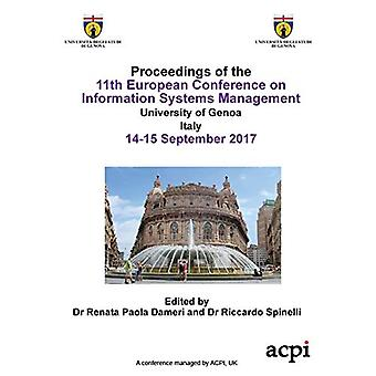 Ecism - Proceedings of the 11th European Conference on Information Sy