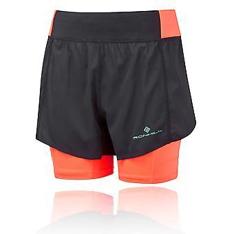 Ronhill Tech Ultra Dames's Twin Shorts - SS21