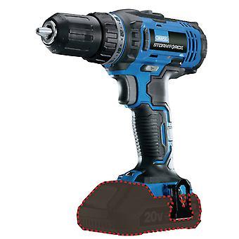 Draper Tools Drill Storm Force Bare 20V 35Nm