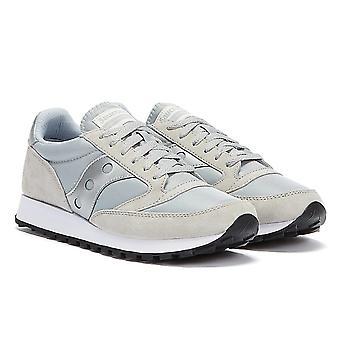 Saucony Jazz 81 Herre Grey / Sølv Trænere