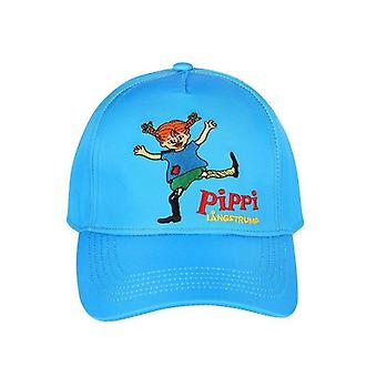 Pippi Pitkätossu Joy Cap Sininen