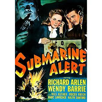 Ubåten Alert [DVD] USA import