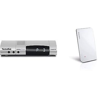 FengChun Digipal T2 DVR DVB-T2 HD Receiver (kartenloses Irdeto-Zugangssystem für Freenet TV, 12