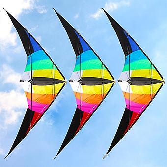 Albatross Zmeu, Dual-line Stunt Zmee Flying