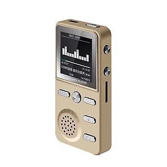 Metall 8GB MP3 Player Lossless HIFI MP3(Weiß)