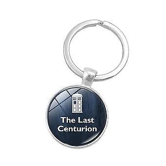 Time Gems Keychain Key Ring Pendant