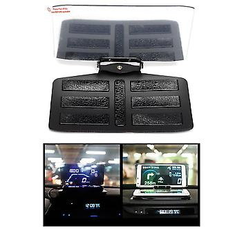 Autós HUD GPS navigációhoz Mobiltelefon konzol fejfedő projektor tartó kijelző WS39567
