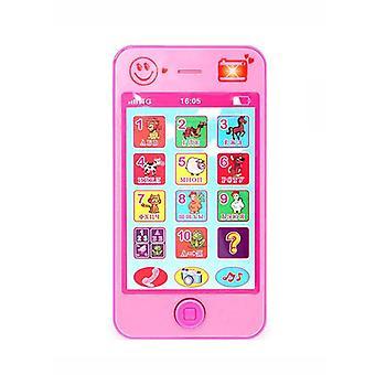Русский язык Образовательный симулятор Музыка Мобильный телефон Toy