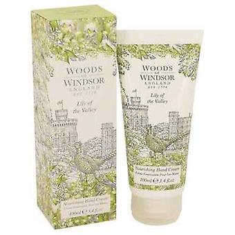 Lily Of The Valley (woods Of Windsor) By Woods Of Windsor Nourishing Hand Cream 3.4 Oz (women)