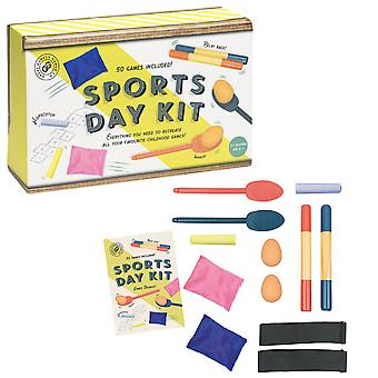 Sports Day Set of 50 Games - Boxed Gift Item
