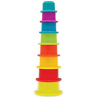 Play & Learn Stacky Stacking Cups
