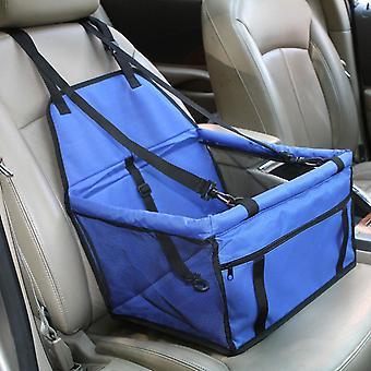 Ενισχυτής καθισμάτων αυτοκινήτων σκυλιών με τη ζώνη ασφαλείας