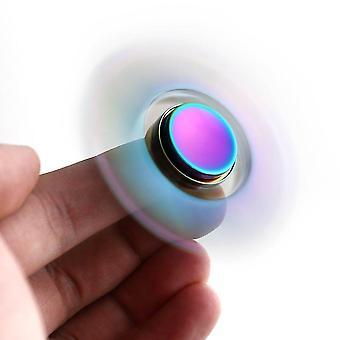 Coole Farbe Hand Spinner Spielzeug Finger Spinner Spitzen einfach zu tragen Kompakt