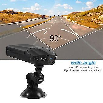 Profesjonalny 2,5-calowy rejestrator wideo Full Hd 1080p Car DVR