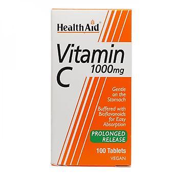HealthAid Vitamin C 1000mg Tabs mit verlängerter Freisetzung 100 (801160)