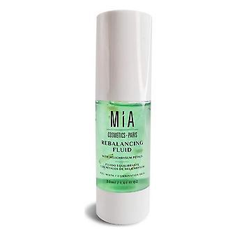 Ansiktsserum ombalanseringsvätska Mia Kosmetika Paris (30 ml)