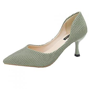 Women's Fashion Pointed High Heel Shoes