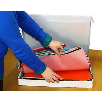 BULK Tissue Paper Pack - 480 Full Sized Sheets | Gift Wrap Supplies