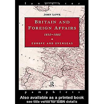 Britain and Foreign Affairs