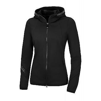 Pikeur Nika Womens Fleece Jacket - Black