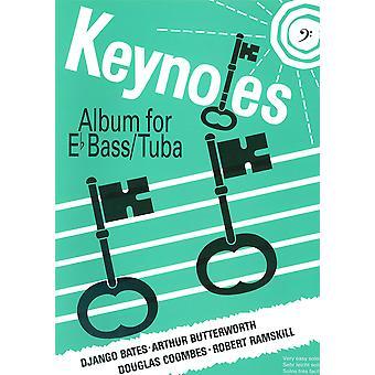 Keynotes Album Eb Bass/Tuba Bass Clef (tuba/Eb Bass)