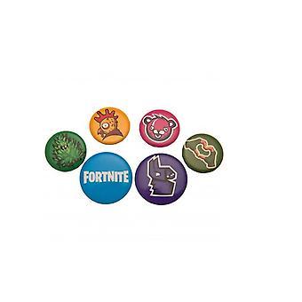 Ensemble de badges Fortnite Button