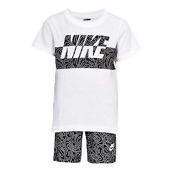 الزي الرياضي للطفل 926-023 نايكي وايت
