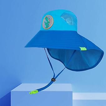 Baby Sun Protection Swim Hat