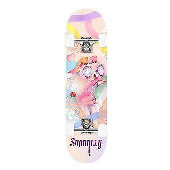 Suranrlly Anime Skateboard