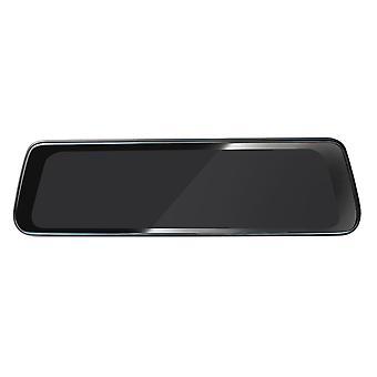 1080p Dual Lens Car Dvr Dash Cam Video Camera Recorder Touch Screen Rear View Camera Dashcam (black)