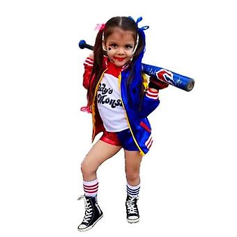 Kinder Suicide Squad Harley Quinn Kostüm