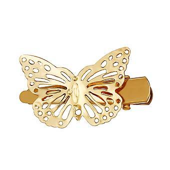 4pack Vintage Butterfly Hair Clip Akcesoria Do włosów Spinki do włosów Claw Barrette