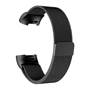 Milanese Stainless Steel For Fitbit Charge 3 Band