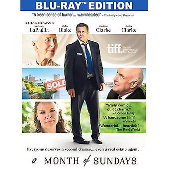 Mese di importazione USA la domenica [Blu-ray]