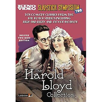 Harold Lloyd Collection 2 [DVD] USA import