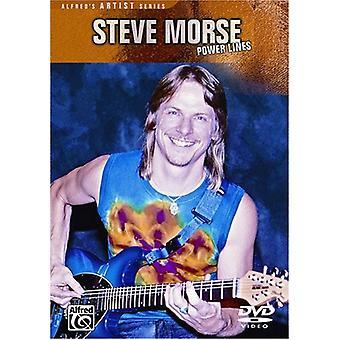 Steve Morse - Power Lines [DVD] USA import
