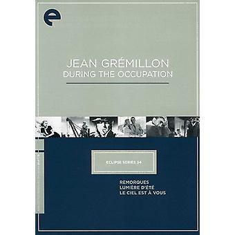 Jean Gremillon während der Besetzung [DVD] USA import