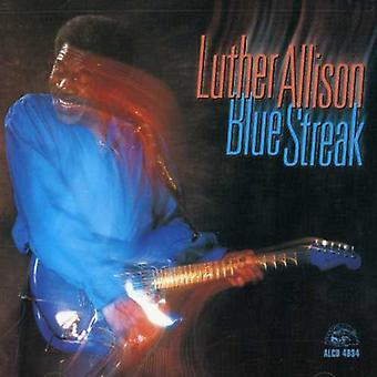 Luther Allison - Blue Streak [CD] USA import