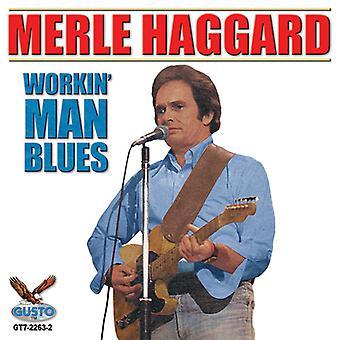 Merle Haggard - Workin' Man Blues [CD] USA import