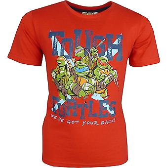 Boys Nickelodeon Ninja Turtles short sleeve T-shirt
