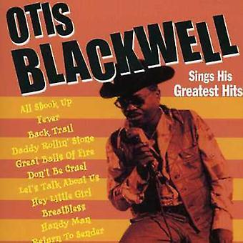 Blackwellotis - Sings His Greatest Hits [CD] EUA importar