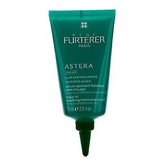 Rene Furterer Astera Fresh Leave-in Soothing Freshness Serum (irritated Scalp) - 75ml/2.5oz