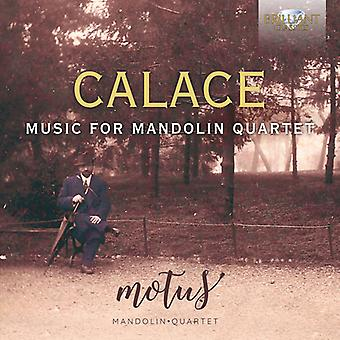 Calace / Ragione / Reina - Music for Mandolin Quartet [CD] USA import