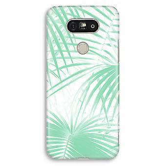 Volledige Print van LG G5 Case - Palm bladeren